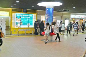 札幌大通りHILOSHI前