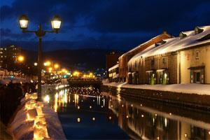 小樽運河の画像