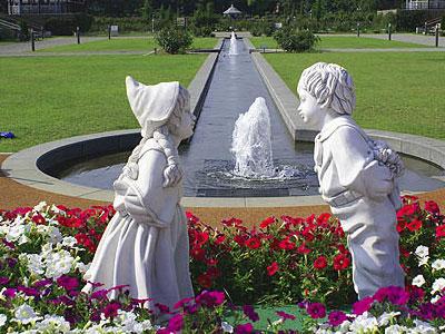 敷島公園ばら園