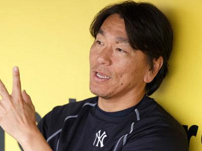 石川県出身の男性-松井秀喜