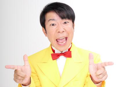 石川県出身の男性-ダンディ坂野