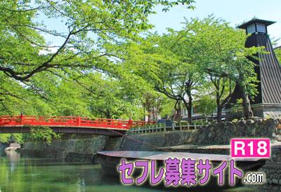大垣市の風景