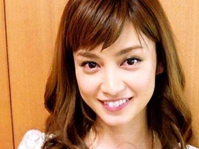 兵庫県出身の女性-平愛梨
