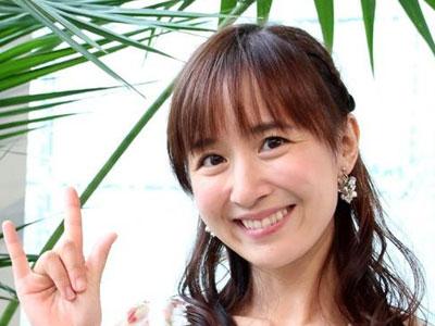 岩手県出身の女性-山川恵里佳