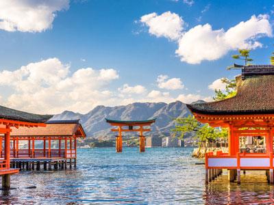 宮島の画像