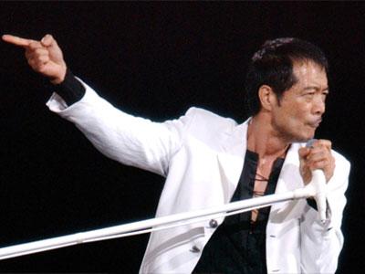 広島出身の男性-矢沢永吉