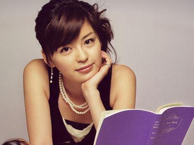 香川県出身の女性-中野美奈子