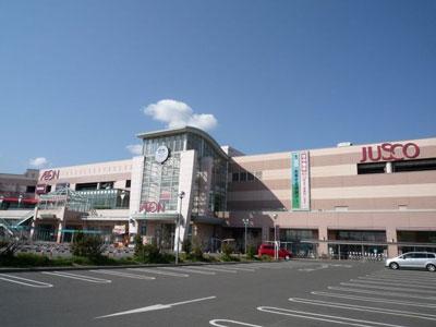 イオンモール新居浜