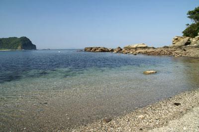 白ヶ浜海水浴場