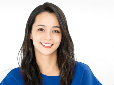 鹿児島県出身の女性-加藤ローサ