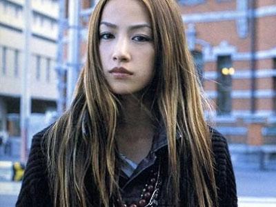 鹿児島県出身の女性-中島美嘉