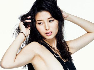 山形県出身の女性-橋本マナミ