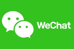 WeChatのロゴマーク